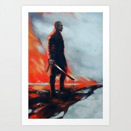duration Art Print