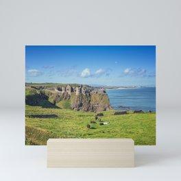 The Atlantic Ruin Mini Art Print