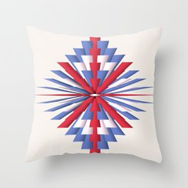 The Brit Throw Pillow