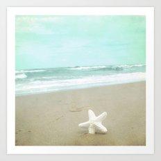 If I were a Star Art Print