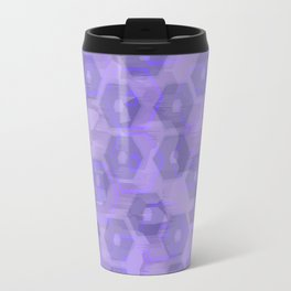 Ultraviolet Petals XVII Travel Mug