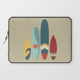 New day.new waves Laptop Sleeve