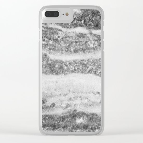 Deep Silver Clear iPhone Case