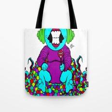 Evil Clown Babies!!!! Tote Bag