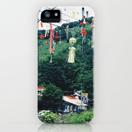 Japanese Countryside iPhone Case