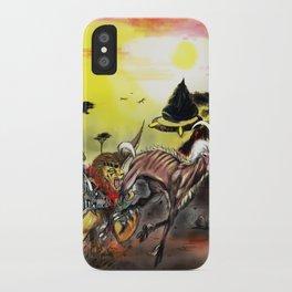 Final Fantasy 8 Chimera vs Mesmerize iPhone Case