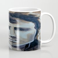 rogue Mugs featuring Rogue by Talitha Etters
