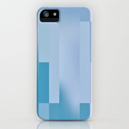 Global Dither Abstract iPhone Case
