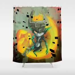 Midna Shower Curtain