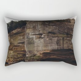 Pictured Rocks IV Rectangular Pillow