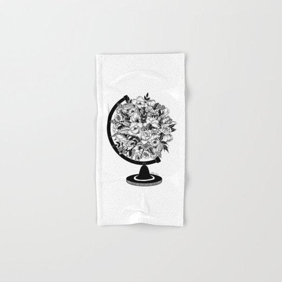 What a Wonderful World Hand & Bath Towel