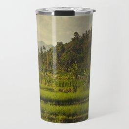 Balapusuh Village Rice Paddies Travel Mug