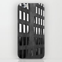 metal iPhone & iPod Skins featuring Metal by CarienMoore