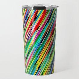 Color Flux Travel Mug