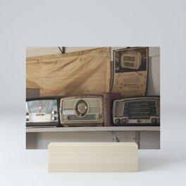 Radio Shack Mini Art Print
