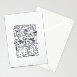 Make Handmade - White Stationery Cards