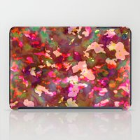 olivia joy iPad Cases featuring OLIVIA by Charley Sedgeley