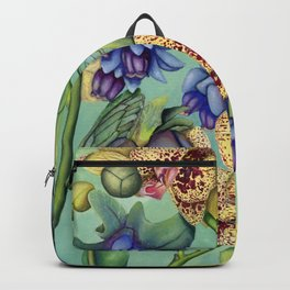 Lost Wing In Bloom Backpack