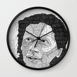 Seth Brundle / Brundlefly. Wall Clock