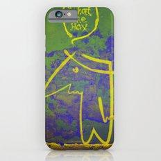 wth? man Slim Case iPhone 6s