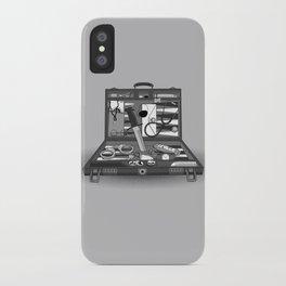 Lost Souvenirs iPhone Case