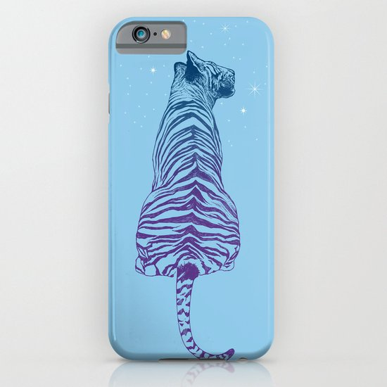 Tiger + Stars iPhone & iPod Case