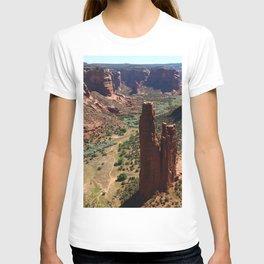 Spider Rock - Amazing Rockformation T-shirt