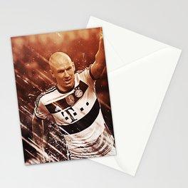 Arjen Robben Stationery Cards