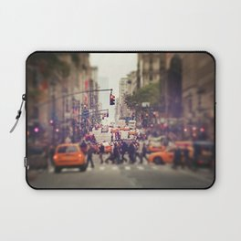 Down the Avenue Laptop Sleeve