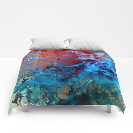 α Comae Berenices Comforters