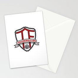 "Tables and Fables ""Shield"" Logo (version 1) Stationery Cards"
