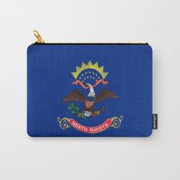 flag of north dakota,america,usa,midwest,dakotan, Roughrider,Flickertail,bismark,fargo,Peace Garden Carry-All Pouch
