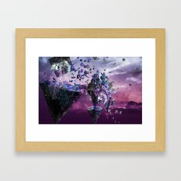 Eldrazi Cataclysm  Framed Art Print