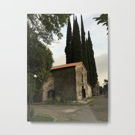 The Abaat house Metal Print