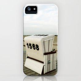 1568 iPhone Case