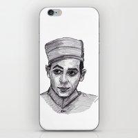 pee wee iPhone & iPod Skins featuring Pee-Wee Herman by jamestomgray