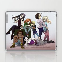 Mortal Instruments Ladies Laptop & iPad Skin