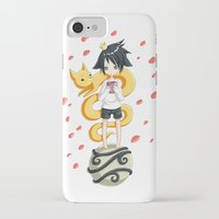 the little prince iPhone & iPod Cases featuring Little Prince by Freeminds