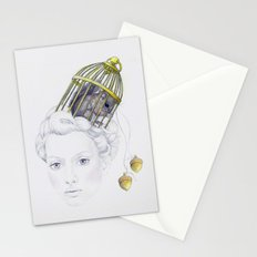 Entrapment Stationery Cards