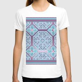 Blue Magenta T-shirt