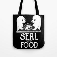 Seal Food Tote Bag