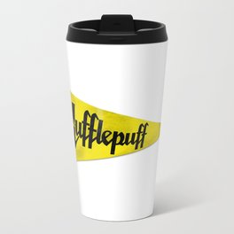 Hufflepuff 1948 Vintage Pennant Travel Mug
