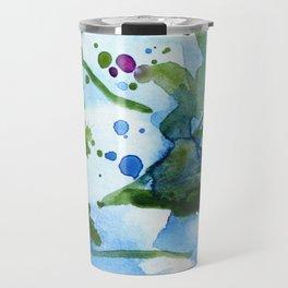 Bli-bla-blue Travel Mug