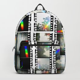 Film Strips From Outer Space Backpack