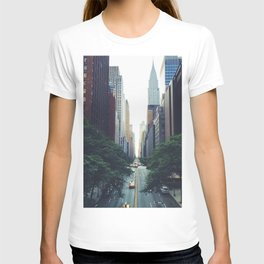 Morning in the Empire T-shirt