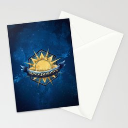 Sun Summoner Stationery Cards