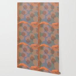 Peachy Colors Wallpaper