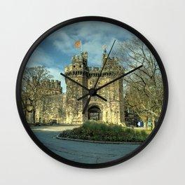 Lancaster Castle Wall Clock