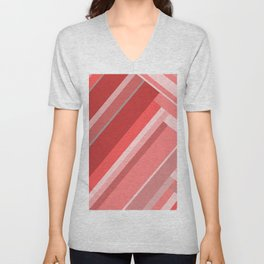 Red hills Unisex V-Neck