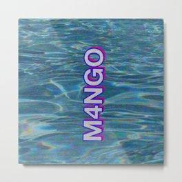 M4NGO Waters Metal Print